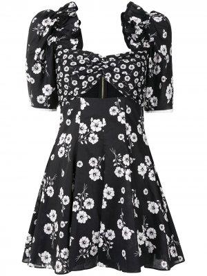 Платье мини Izabella Alice McCall. Цвет: черный
