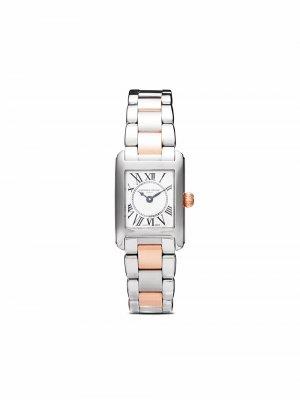 Наручные часы Classic Carree 21 мм Frédérique Constant. Цвет: серебристый