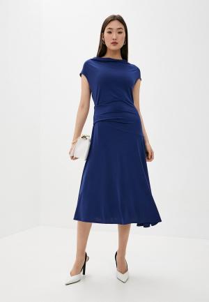 Платье By Malene Birger. Цвет: синий