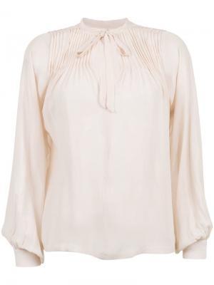 Benedita blouse Isolda. Цвет: розовый