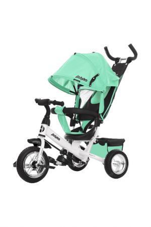 Велосипед 3-х колесный MOBY KIDS. Цвет: салатовый