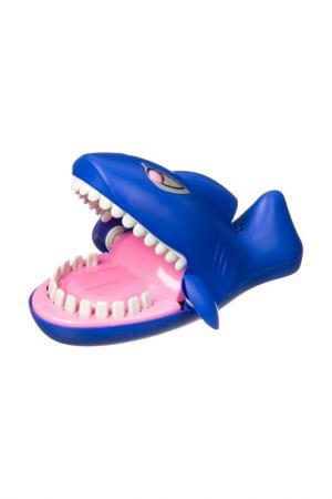 Зубастая акула BONDIBON. Цвет: синий