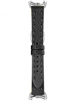 Ремешок для часов Fendi. Цвет: черный