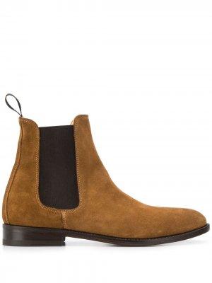 Ботинки челси Caterina Scarosso. Цвет: коричневый