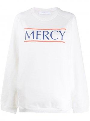 Свитер Mercy Walk Of Shame. Цвет: белый