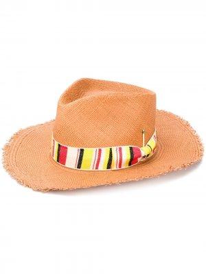 Шляпа Zorro Nick Fouquet. Цвет: c35 brown