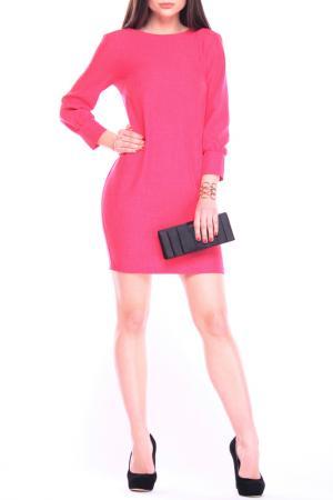 Платье Laura Bettini. Цвет: красный