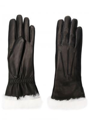 Перчатки Atika Agnelle. Цвет: черный