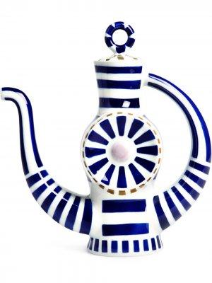 Кофейник Buñica Sargadelos. Цвет: белый