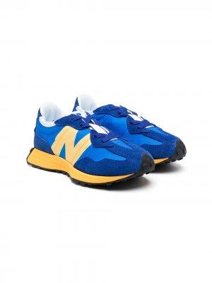 Кроссовки с логотипом New Balance. Цвет: синий