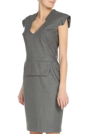 Платье Siviglia. Цвет: серый