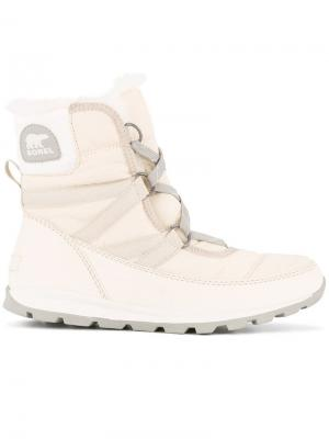 Whitney boots Sorel. Цвет: белый