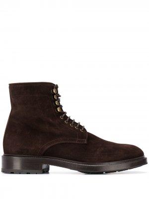Ботинки William II Scarosso. Цвет: коричневый