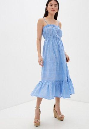 Сарафан Y.A.S. Цвет: голубой