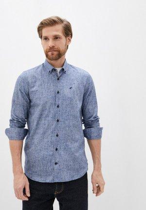 Рубашка Daniel Hechter. Цвет: синий
