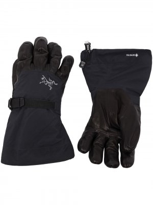 Arcteryx перчатки Rush SV Arc'teryx. Цвет: черный