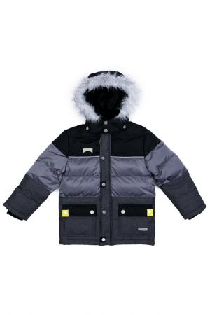 Куртка PlayToday. Цвет: серый