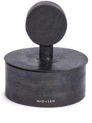 Парфюмированные кристаллы Terre Noire Mad Et Len. Цвет: черный