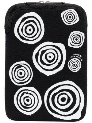 Чехол для iPad Mini с логотипом 10 CORSO COMO. Цвет: черный