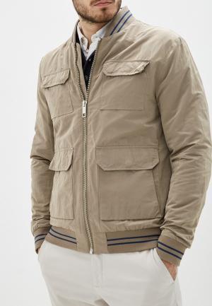 Куртка Antony Morato. Цвет: бежевый