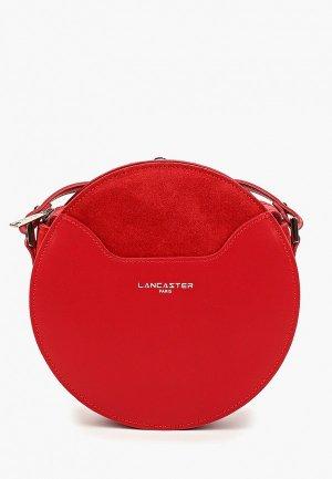 Сумка Lancaster. Цвет: красный