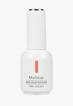 Гель-лак для ногтей Runail Professional. Цвет: розовый