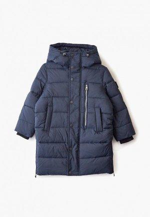 Куртка утепленная Baon. Цвет: синий