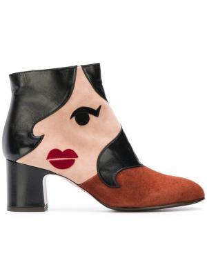 Nala boots Chie Mihara. Цвет: черный