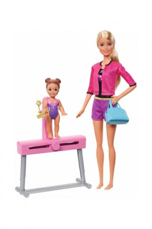 Барби (Спортивная карьера) Barbie. Цвет: бордовый