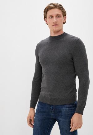 Джемпер Burton Menswear London. Цвет: серый