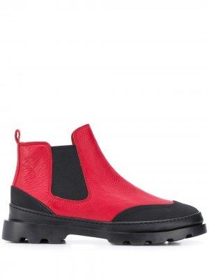 Ботинки Brutus Camper. Цвет: красный