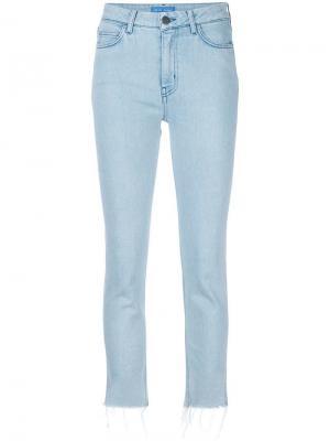 Джинсы Niki Mih Jeans. Цвет: синий