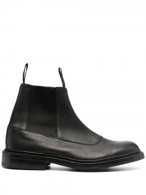 Trickers ботинки челси Derek Tricker's. Цвет: черный