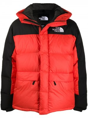 Пуховик Retro Himalayan The North Face. Цвет: красный
