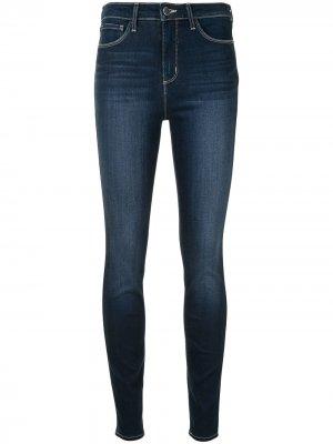 LAgence джинсы скинни Marguerite L'Agence. Цвет: синий