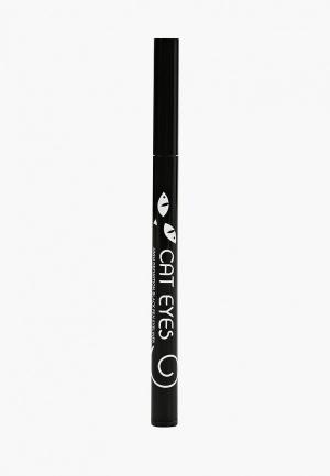 Подводка для глаз Art-Visage. Цвет: черный