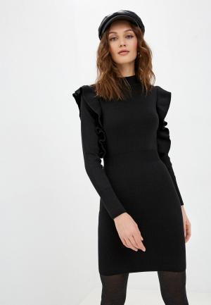 Платье Tantra. Цвет: черный
