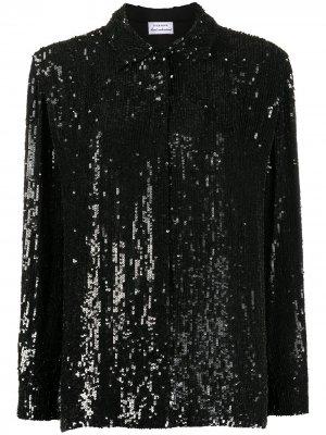 Рубашка Gummy P.A.R.O.S.H.. Цвет: черный