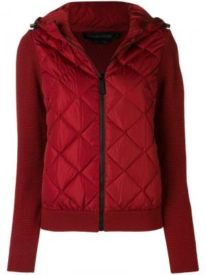 Quilted bomber jacket Canada Goose. Цвет: красный