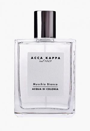 Одеколон Acca Kappa. Цвет: прозрачный