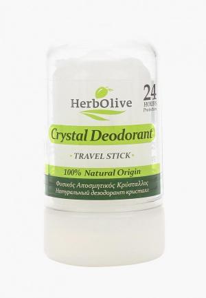 Дезодорант HerbOlive. Цвет: белый