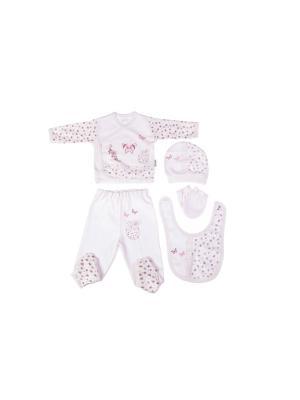 Подарочный набор Bebitof Baby. Цвет: розовый
