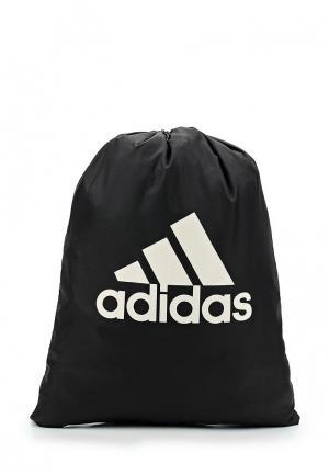 Мешок adidas Performance. Цвет: черный