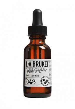 Масло для лица La Bruket. Цвет: прозрачный