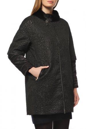 Пальто ROSSI. Цвет: черный