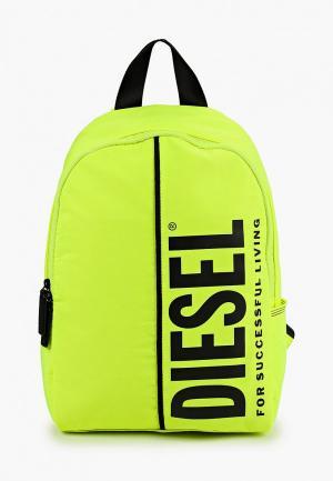 Рюкзак Diesel. Цвет: желтый