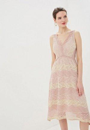 Платье Wallis. Цвет: розовый