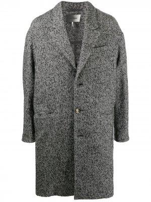 Куртка Mangan в клетку Nudie Jeans. Цвет: красный