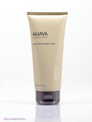 Крем для бритья успокаивающий AHAVA. Цвет: прозрачный