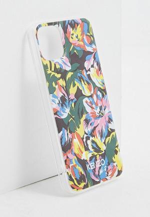Чехол для iPhone Kenzo. Цвет: разноцветный